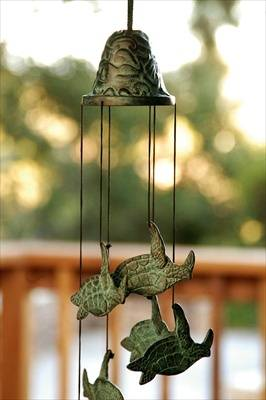 Turtle Wind Chime