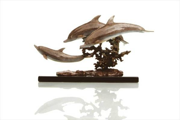 Reef Trio #80089 Table Art Sculpture
