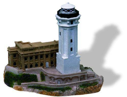 Alcatraz Island, CA - Small Sculpture #242S