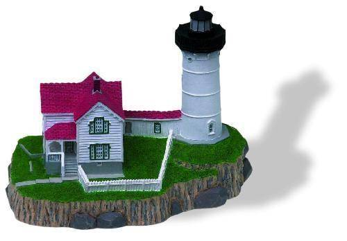 Cape Neddick - Nubble, ME - Ornament  #114PO