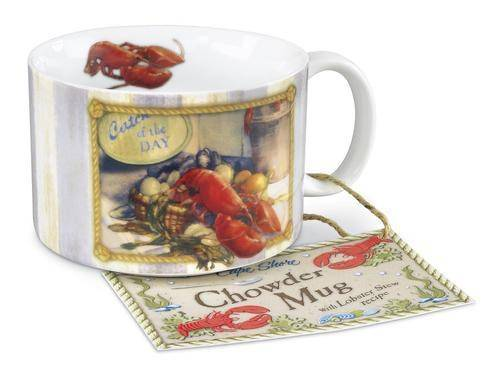 Lobster Chowder Mug
