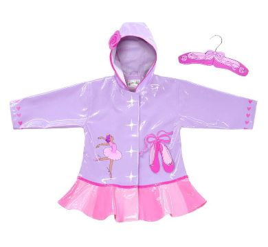 Ballerina Rain Coat