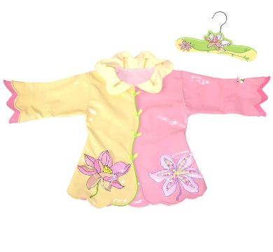 Lotus Flower Rain Coat