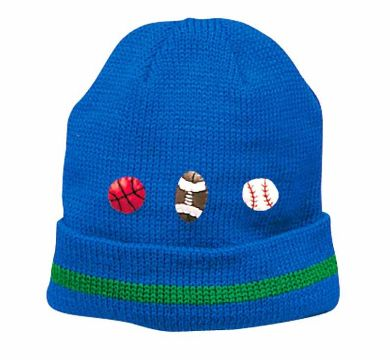 Sports Knit Hat