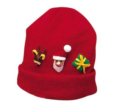Christmas Knit Hat