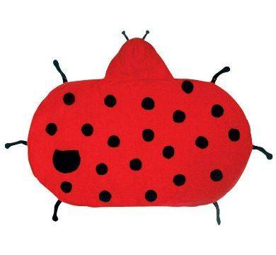 Lady Bug Towel