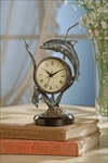 Table Clock - Dolphin
