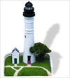 Key West, FL - Miniature Sculpture - #134MIN