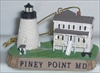 Piney Point, MD - Miniature Sculpture - #252MIN