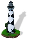 Cape Lookout, NC - Finial Sculpture  #0147F