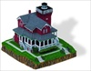 Sea Girt, NJ - Miniature Sculpture - #132MIN