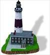 Montauk Point, NY - Miniature Sculpture - #111MIN