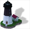 Point Judith, RI - Miniature Sculpture - #193MIN
