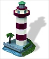 Hilton Head, SC - Miniature Sculpture - #070MIN