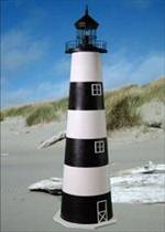 Cape Canaveral E-line Yard Lighthouse - 3'