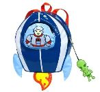 Space Hero Back Pack