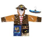 Pirate Rain Coat
