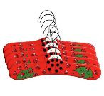 Lady Bug Hanger Set