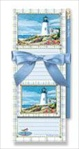 Lighthouse Harbor Magnetic Note Pad - 91-068