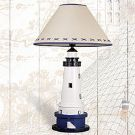 27 inch Lighthouse Lamp LM-349