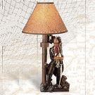 20 inch Pirate Lamp LM-275