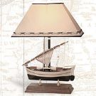20 inch Sailboat Lamp LM-272