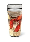 Travel Mug - Lobster