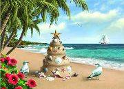 Christmas Cards - Holiday in Paradise #52331