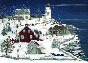 Christmas Cards - Lightkeeper Party - #52559