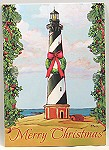 Christmas Cards - Hatteras Holidays - #52588