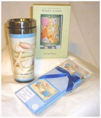 Stories Of The Sea Gift Set