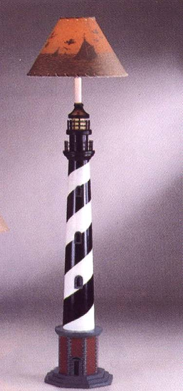 Cape Hatteras Floor Lamp