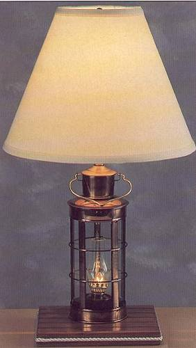 Captains Lamp