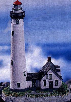 Lefton Lighthouses - Miniature Lighthouses & Lighthouse ...
