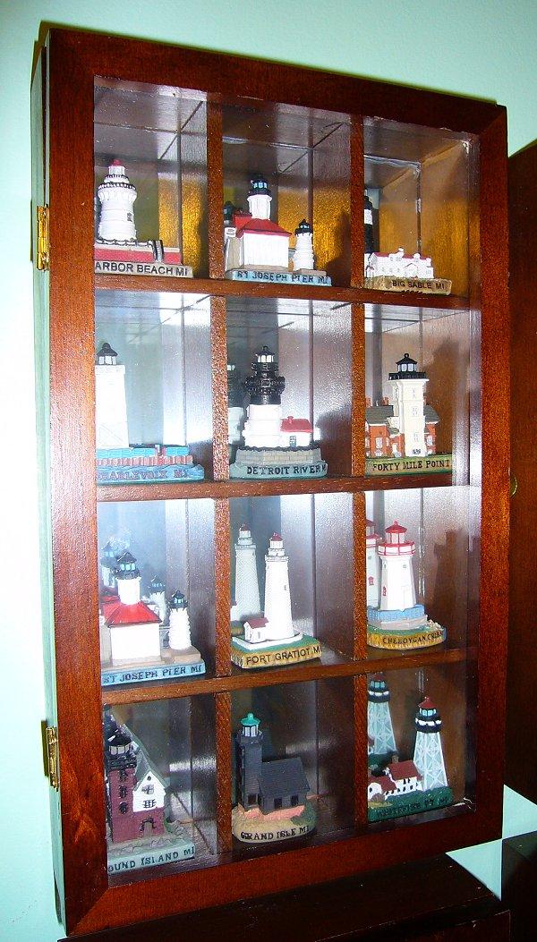 Lighthouse Replicas Lighthouse Ornament Christmas Cards
